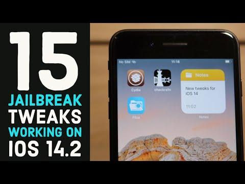 15 Top Tweaks for iOS 14 / 14.1 / 14.2 | Checkra1n 0.12.0