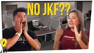 If JustKiddingFilms Never Existed ft. Gina Darling