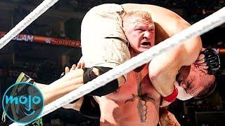 Top 10 WWE Summerslam Surprises