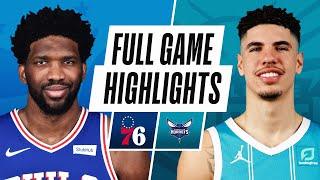 76ERS at HORNETS | FULL GAME HIGHLIGHTS | February 3, 2021