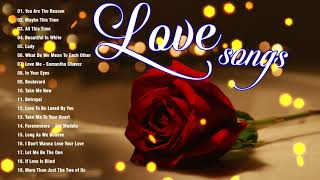 Romantic Love Songs 80s 90s 💖 Greatest Love Songs Collection 💖Best Love Songs Ever