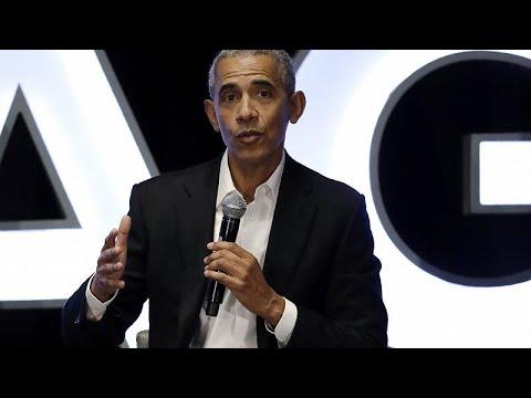 Σφοδρή επίθεση Μπαράκ Ομπάμα στον Ντόναλντ Τραμπ