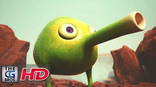 """CGI 3D Animated Short: """"Monsters of Mars"""" - by Alvise Avati   TheCGBros"""