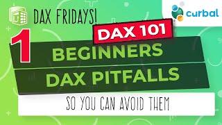 #1 DAX Fridays! 101: The basics of the DAX Language
