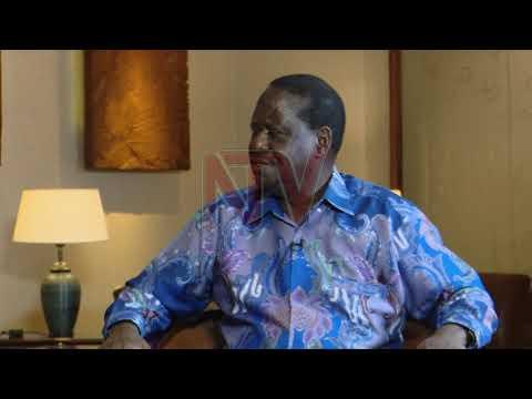 Kenya's former PM Odinga speaks PPPs, EAC politics