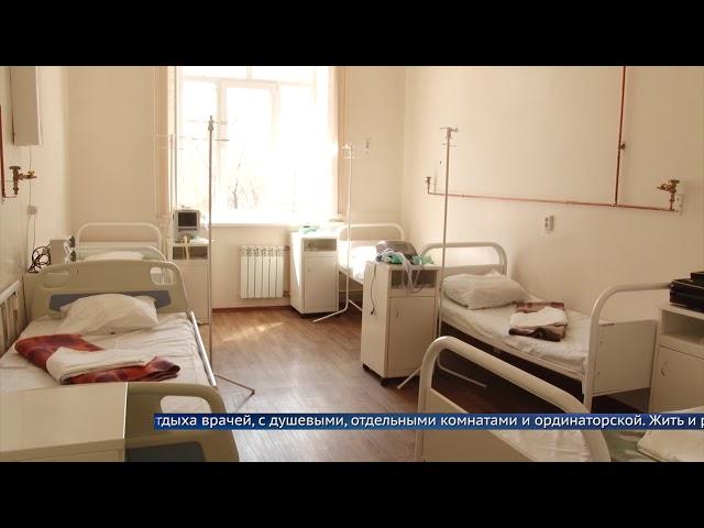Ангарская хирургия стала инфекционным госпиталем по коронавирусу