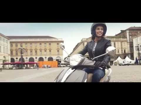 2021 Piaggio Liberty S 50 in Bellevue, Washington - Video 1