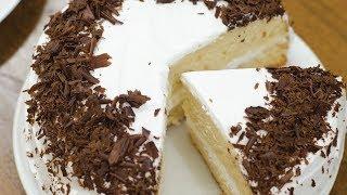 EGGLESS VANILLA CAKE I Without Oven