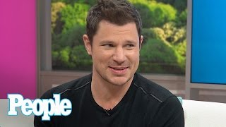 Nick Lachey Opens Up About Life As A Dad & Newborn Phoenix | People NOW | People