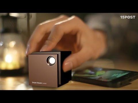 Este mini proyector conecta a tu smartphone y proyecta imágenes en cualquier superficie - 15 POST