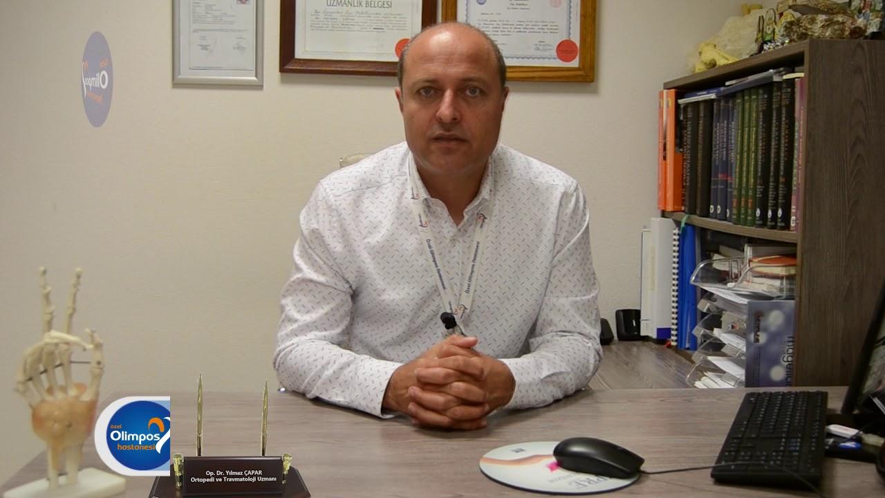 Op. Dr. Yılmaz Çapar - Kök Hücre Tedavisi