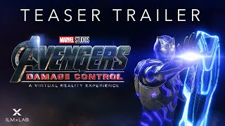 VIDEO: Marvel Studios AVENGERS: DAMAGE CONTROL – Off. Teaser Trailer