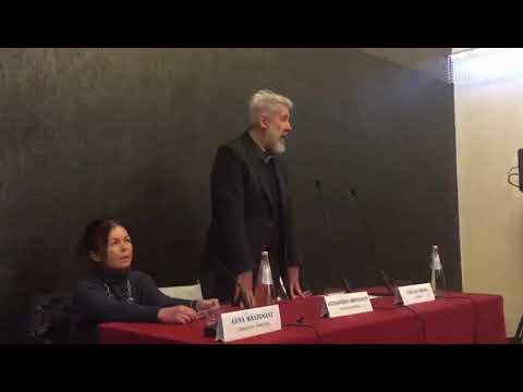 Alessandro Benvenuti, nuovo direttore artistico del Teatro dei Rinnovati e del Teatro dei Rozzi
