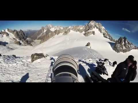The World's Largest Photograph Captures 365 Billion Pixels Of The Alps