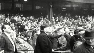 William Joseph Rohr And Elston Gene Howard Play In The American League At Yankee ...HD Stock Footage