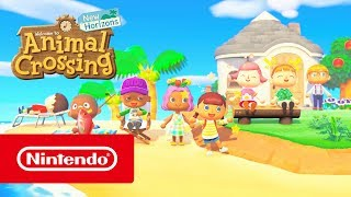 Animal Crossing: New Horizons – Introduction à la vie insulaire (Nintendo Switch)