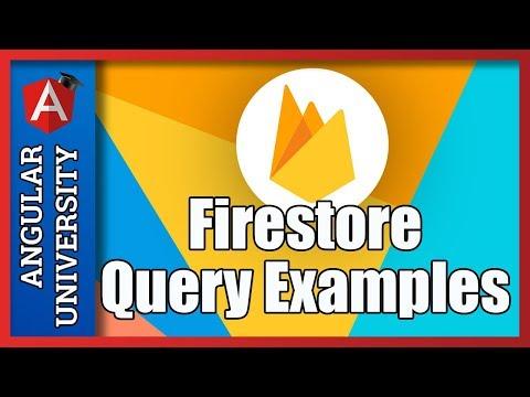 Firestore Array Query - смотреть онлайн на Hah Life