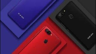 Смартфон Bluboo D6 Pro 2/16GB Red от компании Cthp - видео 1