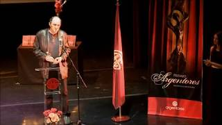 El video de la entrega del Premio Argentores 2017