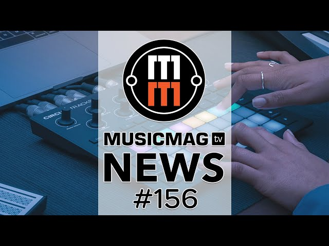 News #156: Novation Circuit Tracks, Sonicware Liven FM, новый логотип MIDI 2.0 и др.