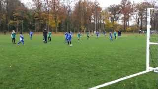 preview picture of video 'Ibrahim Efe penalty 24/11/2012 Sèvres FC'