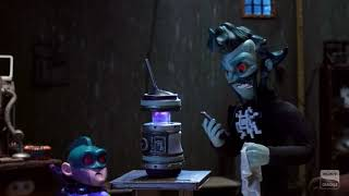 Supermansion: Dr. Devizo doesn't even have a car LOL 😂😂😂