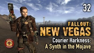 Courier Harkness-A Synth in the Mojave - Modded Hardcore Mode - Part 32