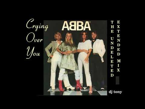 Crying Over You Lyrics – ABBA
