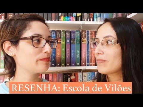 RESENHA: Escola de Vilões - Jen Calonita | Canal Livraria