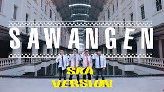 SAWANGEN - SKA 86 ( COVER VIDEO PARODI ) SKA REGGAE VERSION