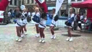 A-styl Liberec: Roztleskávačky (Cheerleaders)