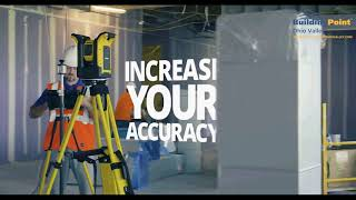The Trimble RPT600: The Power Tool for Construction Layout!