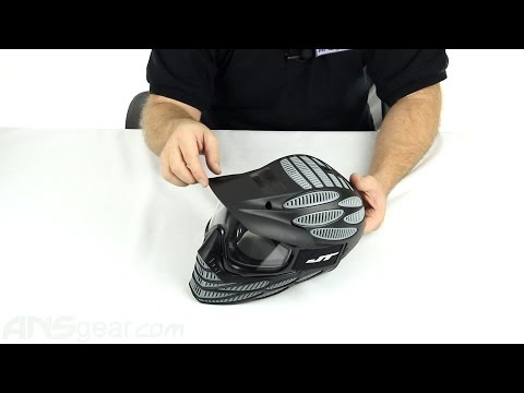 JT Flex 8 Full Coverage Paintball Mask – Review