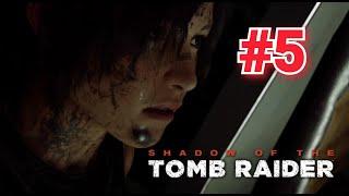 SHADOW OF THE TOMB RAIDER - [Walkthrough Gameplay ITA HD - Parte 5] - DOPO L'INCIDENTE...