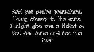 Nicki Minaj Featuring Cassie   The Boys, Lyrics. (CLEAN)