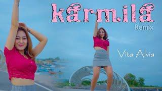 KARMILA ~ Vita Alvia   |   DJ Remix Fullbass