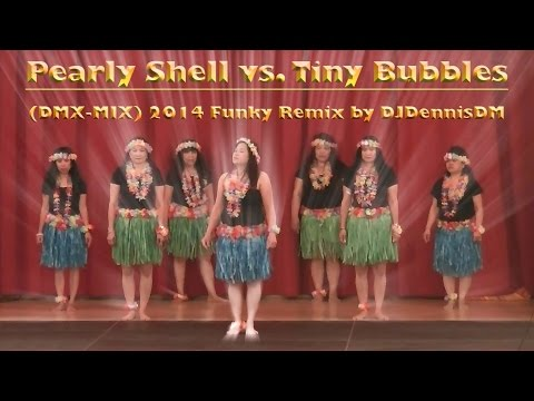 pearly shell vs tiny bubbles dmx mix 2014 funky remix by djd