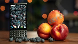 BlackBerry KEY2 Unboxing & Q & A