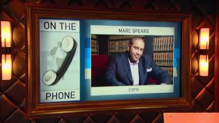 Senior NBA Writer Marc Spears Says There