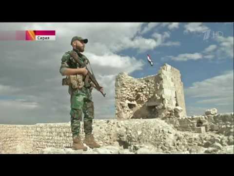 В старой части Алеппо снарядами разрушено большинство объектов мирового наследия из списка ЮНЕСКО