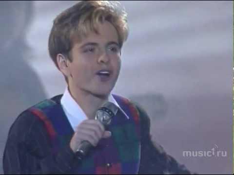 Андрей Губин - Мальчик-бродяга (Утренняя почта 1994)