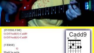Biglaan by 6cyclemind  - Guitar Chords