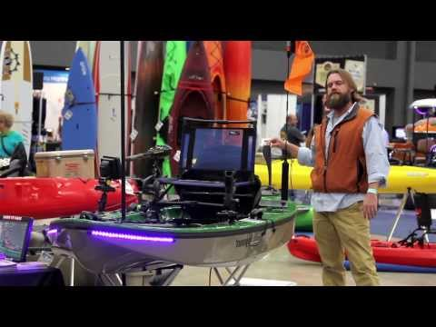 Accessorizing the Diablo Chupacabra Kayak - Product Spotlight