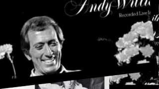andy williams-7 live in japan-1973ー7   For once in my life