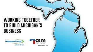 CSM Group, Consumers Energy Radio Spot