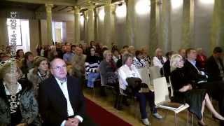 preview picture of video 'Východoslovenská galéria - Košice 10 2014 Krajina,človek,čas - Z diela Andreja Doboša'