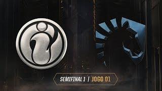 MSI 2019: Semifinal 1 | Invictus Gaming x Team Liquid (Jogo 1) (17/05/2019)