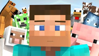 When Steve Isnt Online 2: Party Animals (60fps Minecraft Animation)
