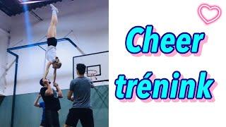 Cheer Stunts And Tumbling