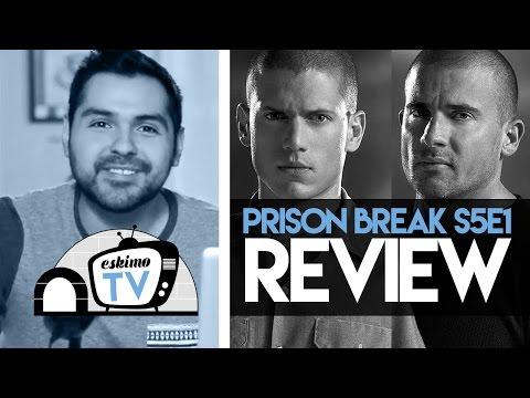 Prison Break Season 5 Episode 1